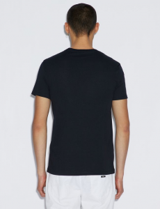T-shirt uomo ARMANI EXCHANGE slim maxi logo