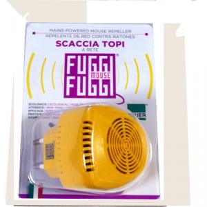 SCACCIA TOPI ELETTRONICO FUGGI FUGGI