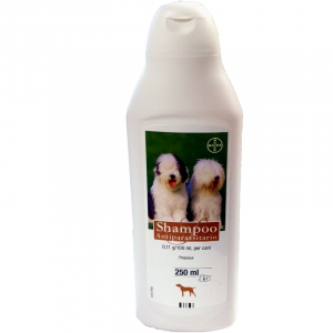 Shampoo Antiparassitario 25O ml - Bayer