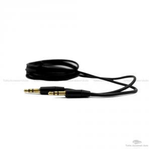 Cavo Aux Audio In Jack Femmina Per Mp3 Smartphone Iphone Auto Fiat Lancia Autoradio Delphi Grundig Bosch Con ScrittaNo Source Available No Blue&Me + Cavo Audio Jack Maschio Da 3,5Mm