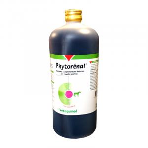 PHYTORENAL 1 LT - CONTRO INSUFFICENZA RENALE E CISTITI- VETOQUINOL