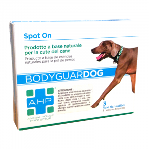 ANTIPARASSITARIO - BODYGUARD DOG SPOT ON