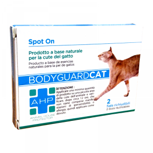 ANTIPARASSITARIO - BODYGUARD CAT SPOT ON
