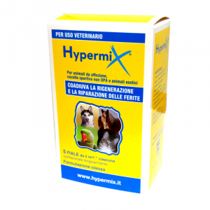 HYPERMIX 5 fiale x 5 ml - cicatrizzante per cani gatti e cavalli