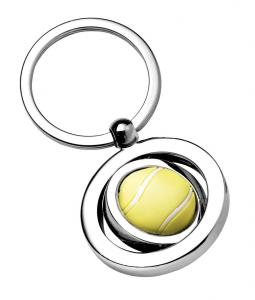 Portachiavi Tennis cm.3,5x7x1h