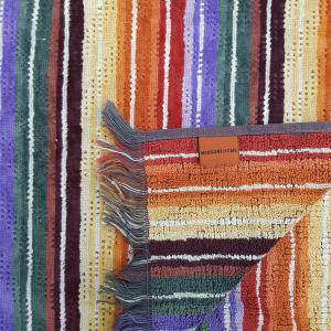 Missoni Home Telo Bagno 90x150 cm NATHAN 156 righe multicolori