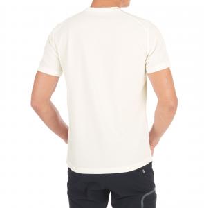 T-shirt uomo MAMMUT TROVAT T-SHIRT MEN white