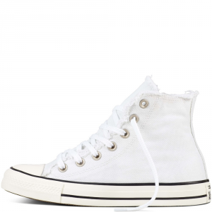 Scarpa donna CONVERSE CHUCK TAYLOR ALL STAR HI FRAYED DENIM