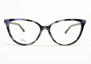 Christian Dior - Occhiale da Vista Donna, MONTAIGNE 33, Mauve Havana Black TG7   C56