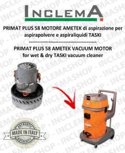 PRIMAT PLUS 58 MOTORE AMETEK aspirazione per aspirapolvere TASKI