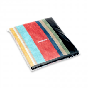 MISSONI TOWELS 1 + 1 WOLF 1 towel and 1 guest 100