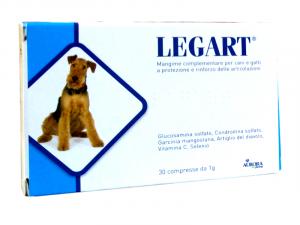LEGART - INTEGRATORE PER LE ARTICOLAZIONI