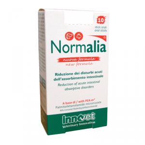 NORMALIA 10 STICK - CONTRO I DISTURBI GASTROINTESTINALI DEL CANE E GATTO