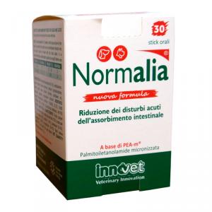 NORMALIA 30 STICK - CONTRO I DISTURBI GASTROINTESTINALI DEL CANE E GATTO