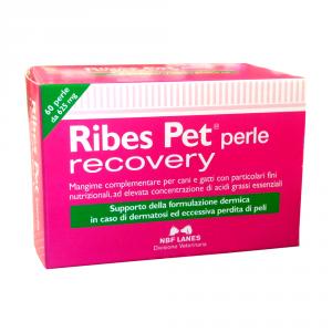 RIBES PET PERLE RECOVERY 60 perle - PER DERMATITI ALLERGICHE DEL CANE E GATTO