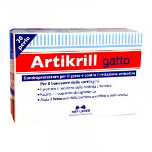 ARTIKRILL GATTO - CONTRO INFIAMMAZIONI ARTICOLARI GATTO