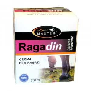 RAGADIN - crema per il trattamento delle lesioni cutanee del cavallo