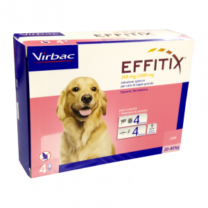 EFFITIX CANI da 20 ai 40 kg - SPOT-ON PER CANI