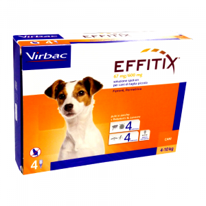 EFFITIX CANI da 4 ai 10 kg - SPOT-ON PER CANI