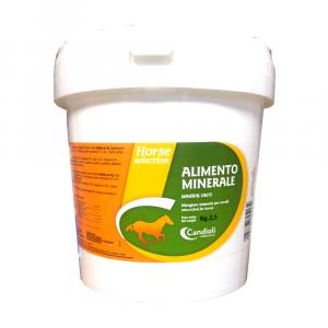 ALIMENTO MINERALE - integratore minerale per cavalli
