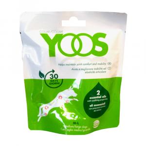 YOOS COLLARE taglia M/L  -  per il benessere e la mobilità articolare dei cani