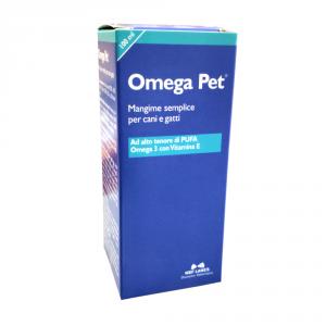 OMEGA PET 100 ml -  mangime complementare a base di olio di pesce