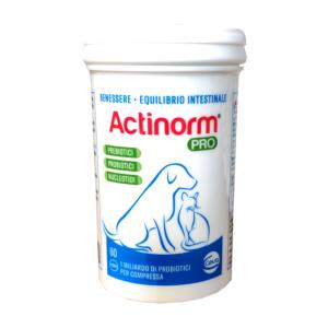 ACTINORM PRO 60 cpr - alimento complementare cani e gatti