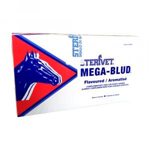 MEGA-BLUD 30 buste - migliora la resistenza nei cavalli
