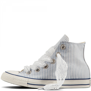 Scarpa CONVERSE CHUCK TAYLOR ALL STAR BIG EYELET SEERSUCHER