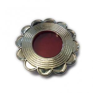 Teca Reliquiario EFERGC03A in Metallo Argentata