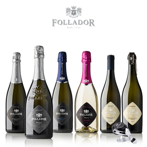Follador Premium Collection with Stopper