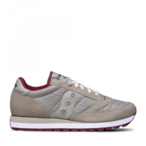 SAUCONY 16 2044/258 JAZZ OGREY/RED