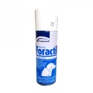 NEO FORACTIL spray cani gatti -  insetticida e acaricida
