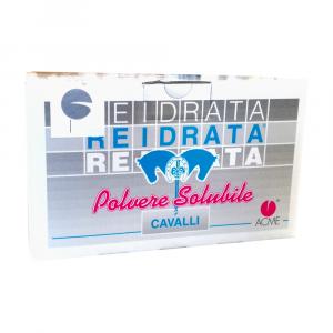 REIDRATA (40 BUSTE DA 25 GR) - INTEGRATORE ELETTROLITICO PER CAVALLI - ACME