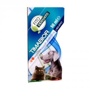 TIMABIOR 50g - cani e gatti