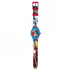 Orologio da polso per Ragazzo Marvel Capitan America & Iron Man