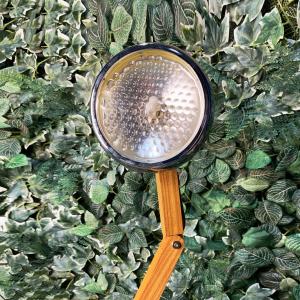 LAMPADA WOODMAN ARANCIO