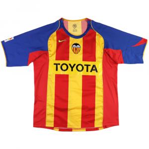 2004-05 Valencia Maglia Terza L (Top)