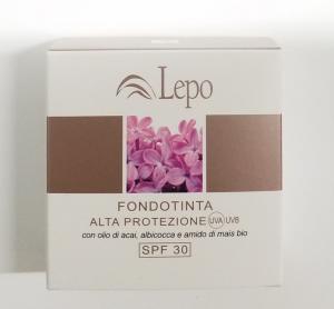 FONDOTINTA ALTA PROTEZIONE UVA UVB SPF 30 N. 10