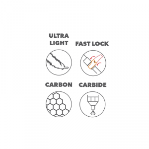 GABEL Trekking pole Carbon Cork-Tech FL