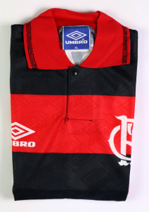 1993 Flamengo Maglia Home XL *Nuova