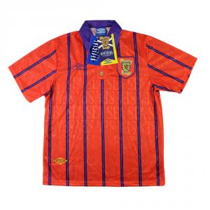 1993-95 Scozia Maglia Away M/L/XL *Nuova