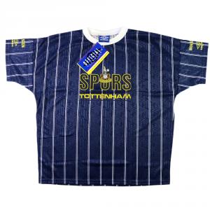 1991-93 Tottenham Maglia Allenamento XL *Nuova con cartellini