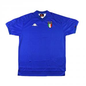1998-99 Italia Maglia Home XL *Cartellino