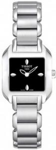 Orologio Tissot donna T-Wave,  cassa e bracciale in Acciaio T02128551