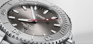 Orologio Oris Aquis Date Relief