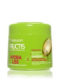 GARNIER - Fructis Hydra Liss Maschera Fortificante