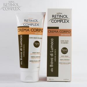 RETINOL COMPLEX-crema corpo alla bava di lumaca