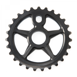S&M Tuffman Sprocket | Colore Black