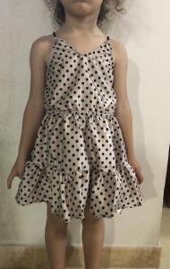 Vestito corto Catalina Effek